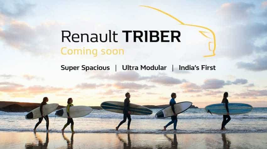 Officially confirmed! Renault TRIBER is coming on this date - All you need to know about global launch