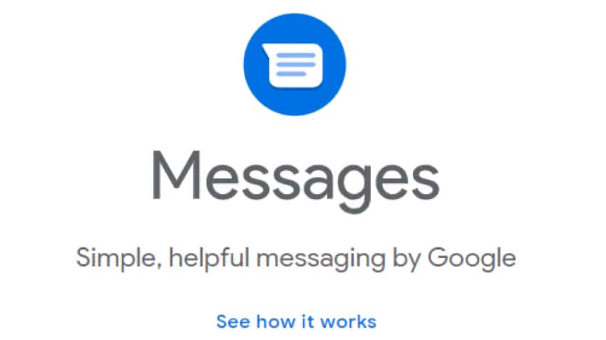 Google Messages cross 500 mn installs on Play Store