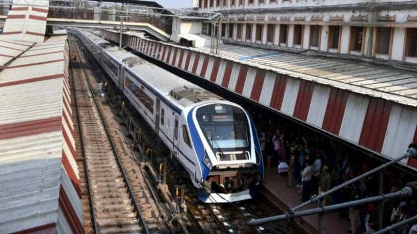 Indian Railways moots new Vande Bharat Express (Train 18) for Mumbai-Delhi route