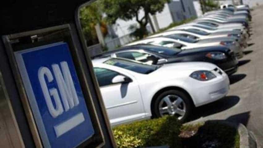 General Motors, Bechtel to build EV charging stations