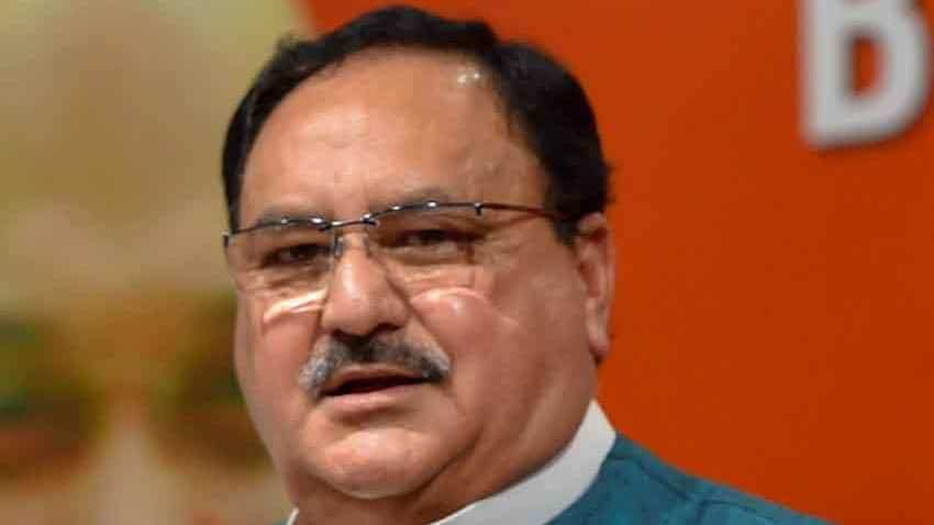 JP Nadda to replace Amit Shah as BJP president: Sources