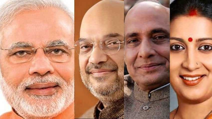Modi Cabinet: Check list of expected ministers and their respective portfolios