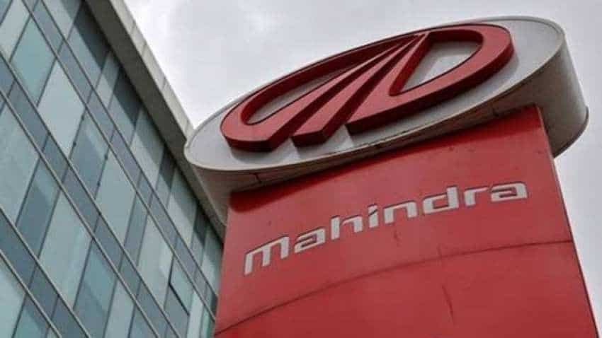 Mahindra & Mahindra Q4 PAT dips 20 pc to Rs 849 cr