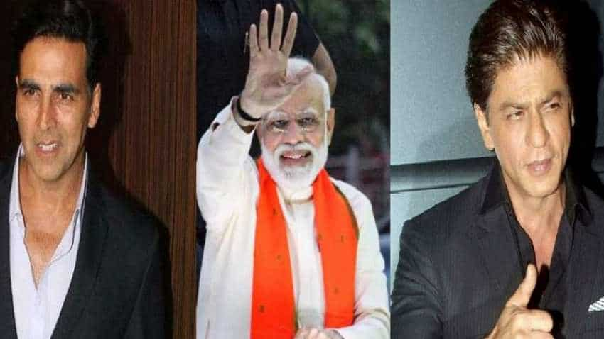 Bollywood stars to attend Narendra Modi's swearing-in oath ceremony