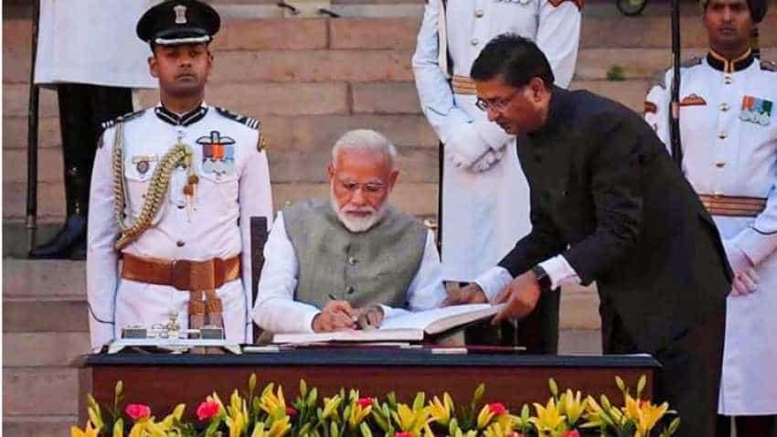 Team Modi 2.0: PM Modi takes oath, several new faces replace BIG names