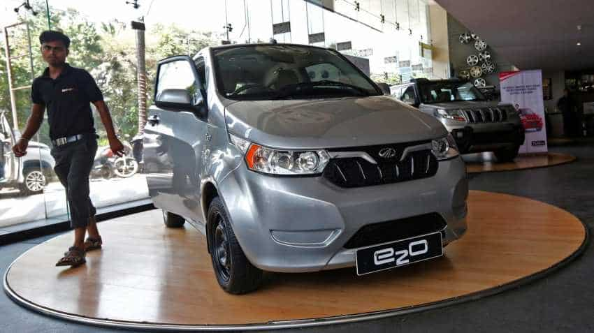 Mahindra's Electric Vehicle sales rise over 2.5 times to 10,276 units in FY19