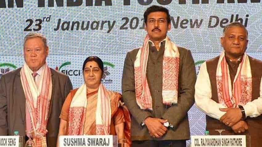 Narendra Modi cabinet: Sushma Swaraj, Maneka Gandhi to Rajyavardhan Rathore - Big names that are missing
