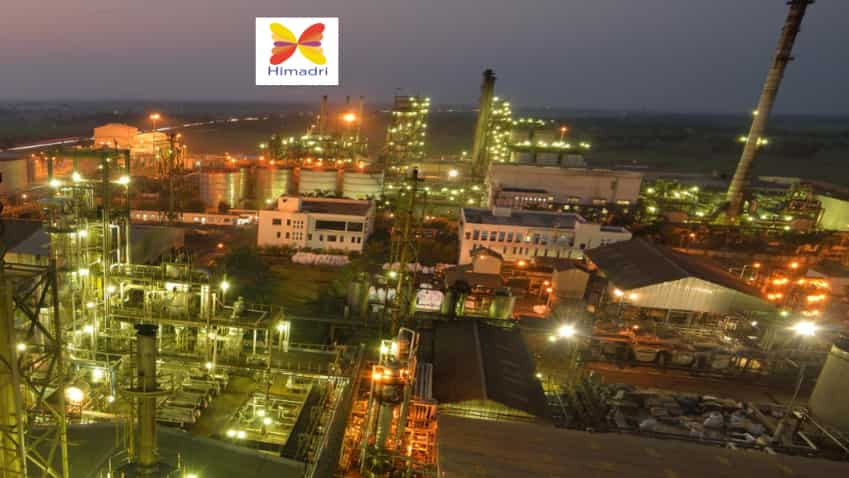 Himadri Speciality Chemical FY'19 profit up 31 pct at Rs 324 crore