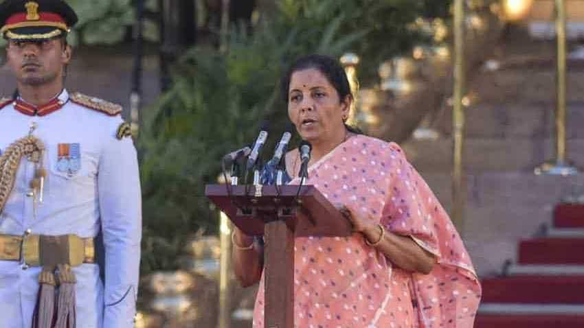Modi cabinet 2.0: Nirmala Sitharaman appointed new Finance Minister
