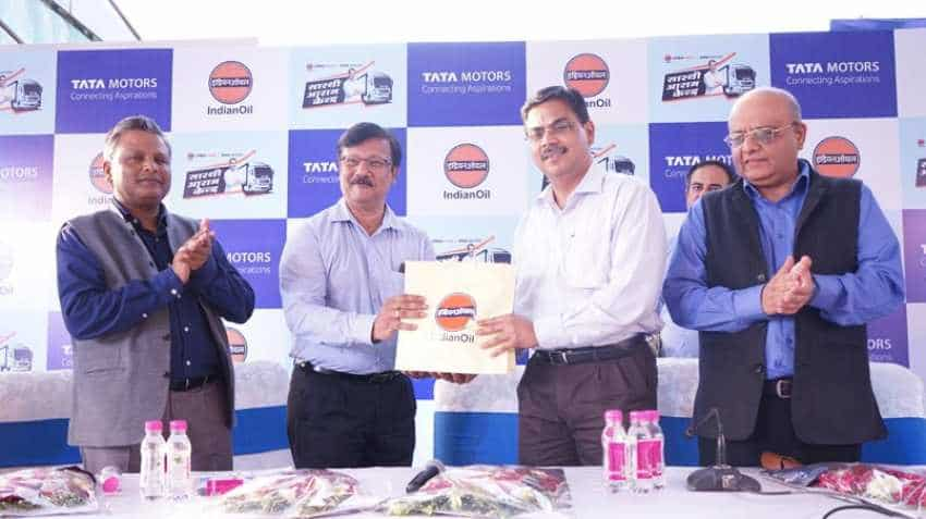 Saarthi Aaram Kendra: Tata Motors, IndianOil launch innovative welfare initiative for commercial vehicle divers