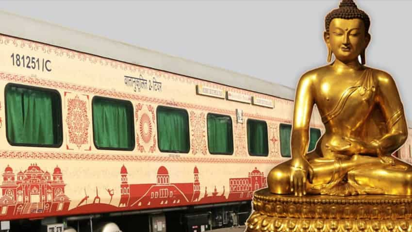 IRCTC Buddhist Circuit Tourist Train: Check fares, dates and other details of special train
