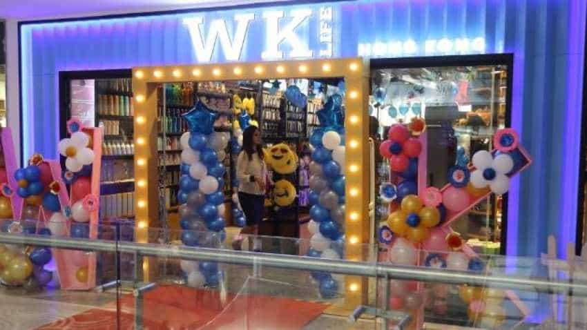 Hong Kong-based gadget brand, WK Life launches its biggest store in Delhi