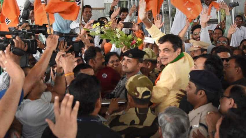 Nitin Gadkari's new targets: Increase jobs, plant 125 crore trees!