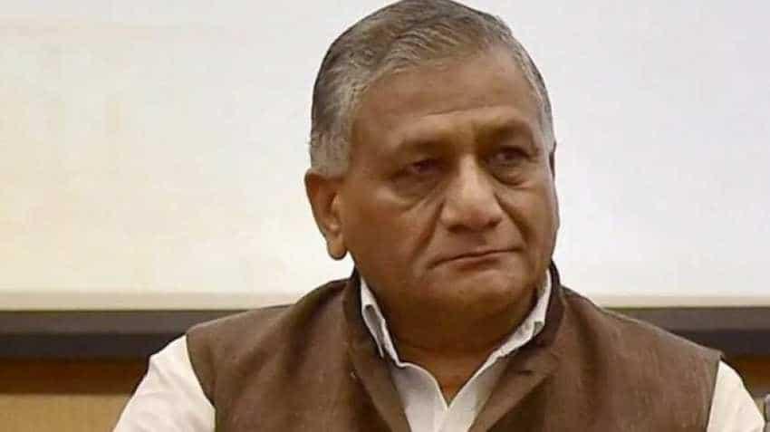 Will stick to priorities in highways; contribute towards path chosen: Gen VK Singh