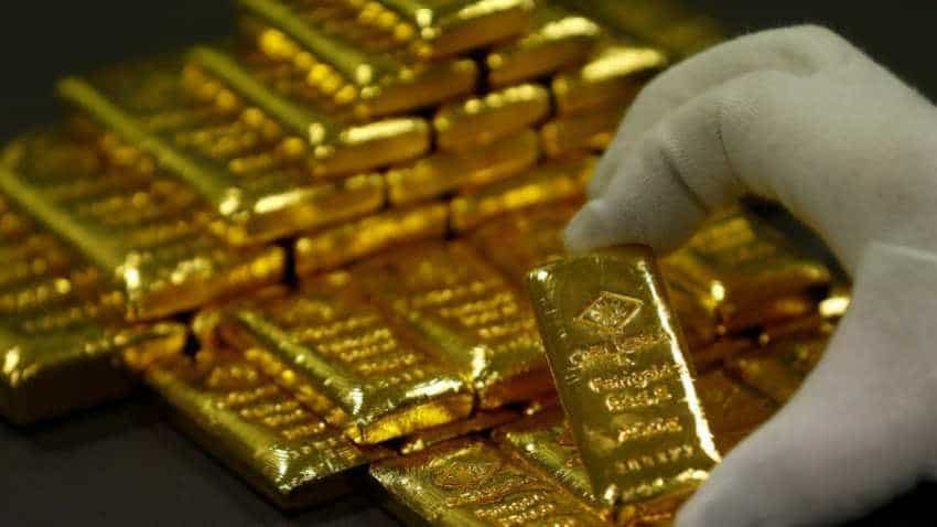 Gold prices jump to over three-month peak as trade fears spur safe-haven buying