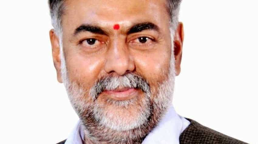 Prahlad Singh takes charge as tourism min, vows to change perception about Bundelkhand