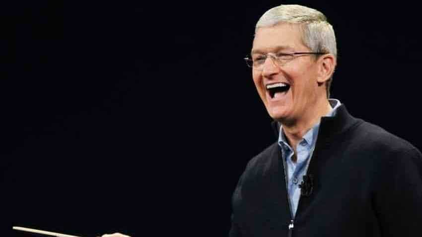 'How are you Tim Apple?': Indian student asks Apple CEO