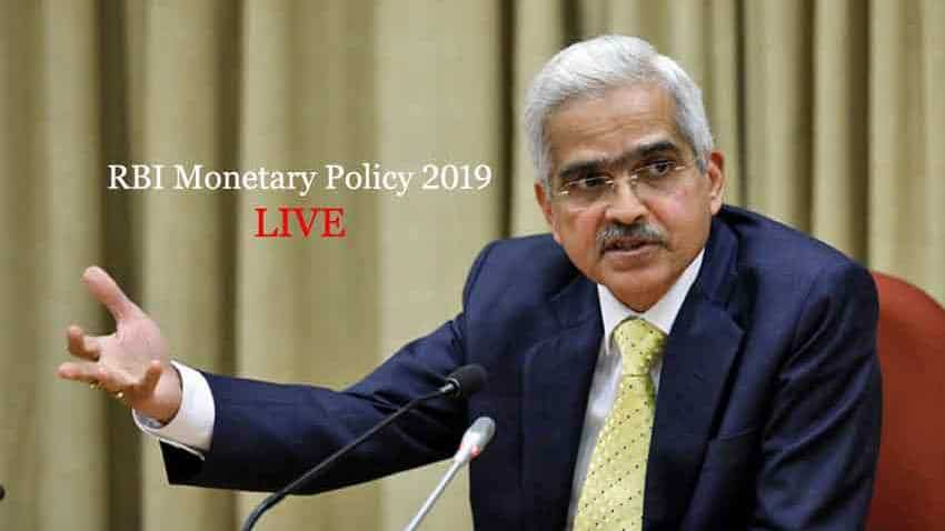 RBI Monetary Policy 2019 Highlights: More money in your hands; Repo rate cut by 25 bps