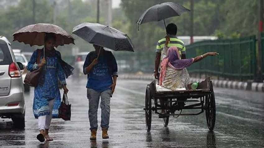 Monsoon Rainfall: All eyes on skies as Met Department forecasts 'near-normal' rain