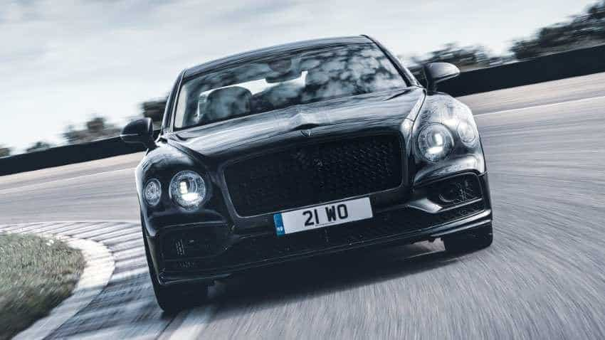 New Bentley Flying Spur with All-Wheel Steering set to arrive - This luxury grand touring sedan is amazing, know why