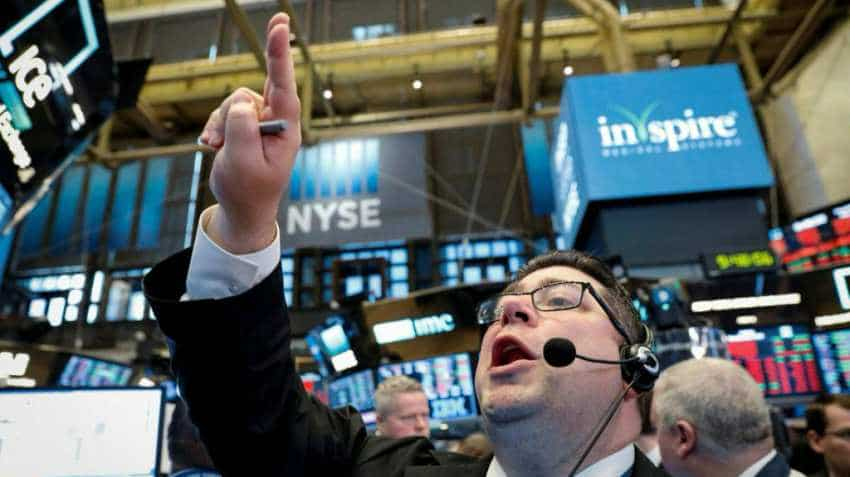 Global stock market: Wall Street registers gain on ease in tariff war
