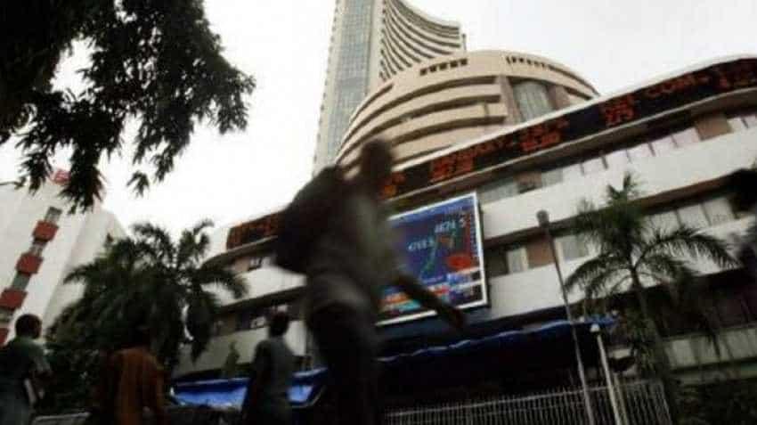 Sensex, Nifty trades tepid on DHFL Crisis; Indiabulls Real Estate, Vakrangee, Lakshmi Vilas Bank stocks gain