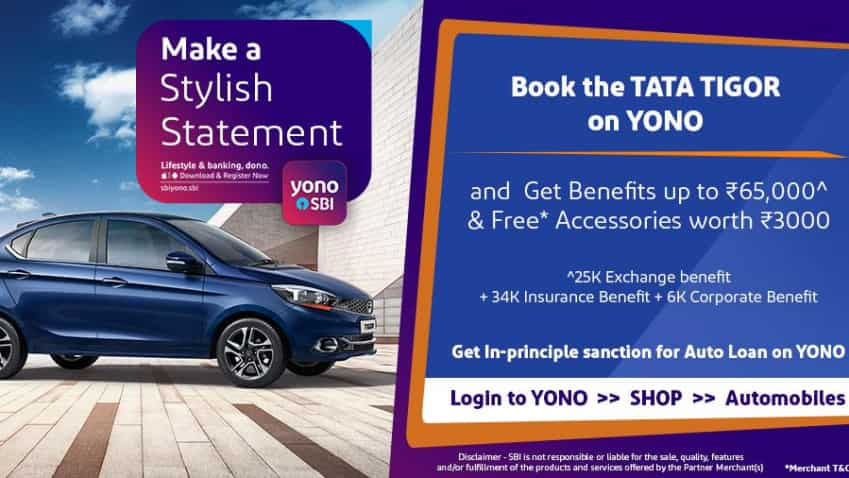 Want To Buy Tata Tigor Sbi Yono Offers Discount Of Up To Rs 69 000