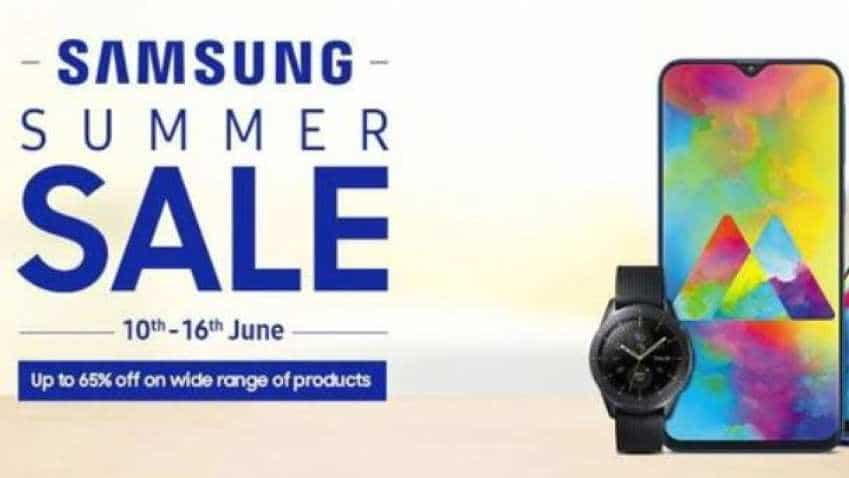 Samsung Summer Sale: Get Rs 10,910 discount on Galaxy M30 and upto 65% off on accessories, TV, refrigerators