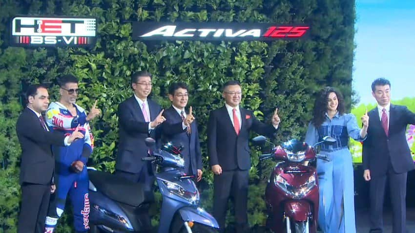 Honda unveils Activa 125 with BS VI engine: Check when the sale starts