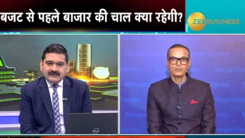 India's relative position in the world amid global slowdown is pushing foreign investors interest towards India: Ridham Desai, Morgan Stanley India