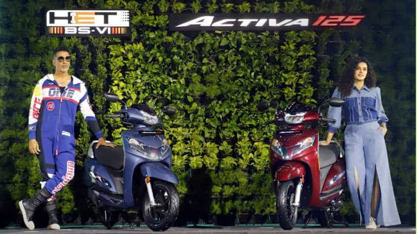 HONDA ACTIVA 125 BS VI unveiled! Revolution in scooter