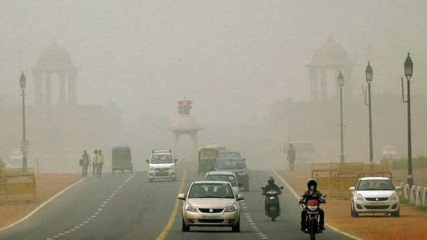 Delhi airport flight update: Dust storm forces suspension of operations for over 30 minutes