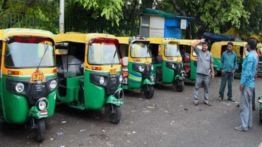 Auto-rickshaw fares in Delhi hiked by 18.75 pct; metre down charge will be Rs 25 for first 1.5 km now