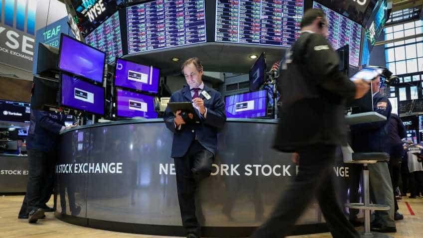 Global Markets: Stock edge lower, gold gains on global growth slowdown, geopolitical fears