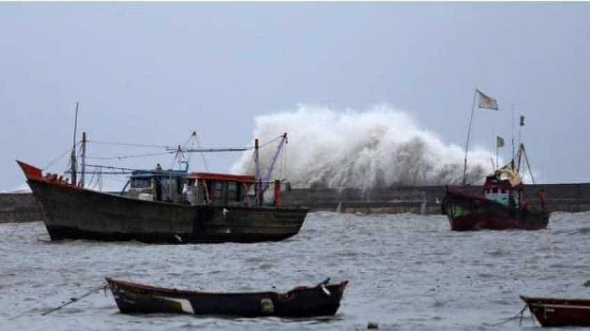 Cyclone Vayu to recurve again; likely to hit Kutch coast next week