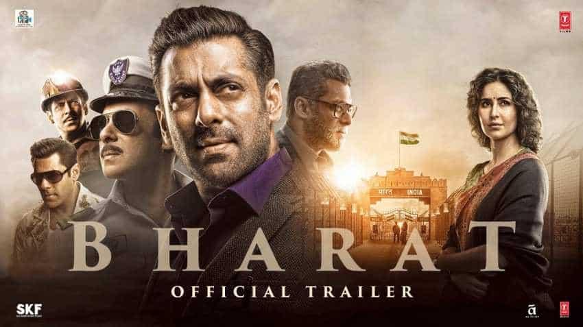Bharat box office collection till now: Salman Khan-Katrina Kaif starrer looks set to cross Rs 200-crore milestone!
