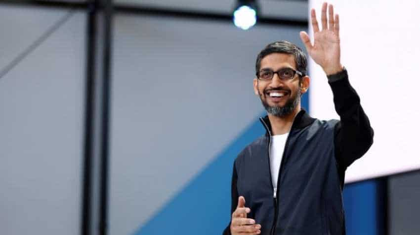 Google CEO Sundar Pichai cautions against regulating tech giants just 'for the sake of it'