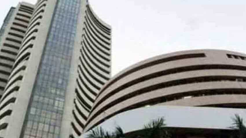 Stock Market opening: Sensex drops over 150 points, Nifty under 11,800 level