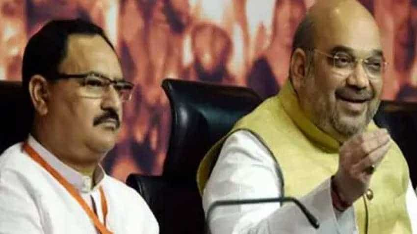 Amit Shah to remain BJP chief, J P Nadda appointed working president