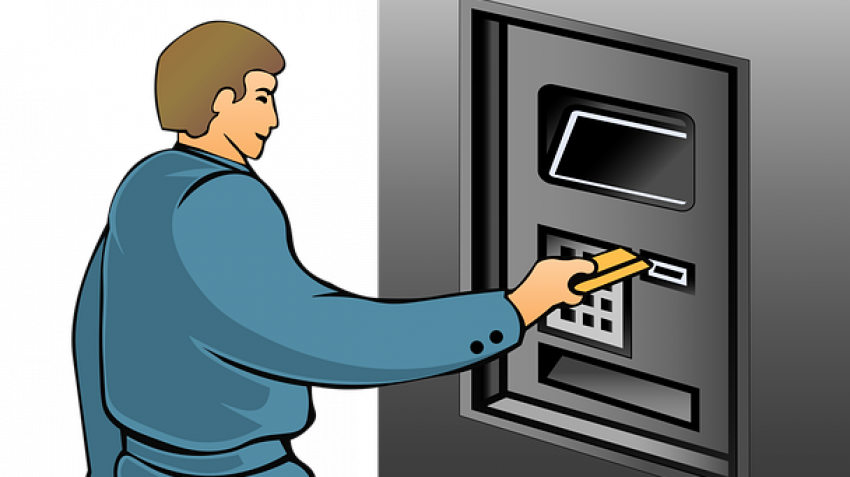 Did a bank ATM just swallow your credit or debit card? Don't worry, just do this