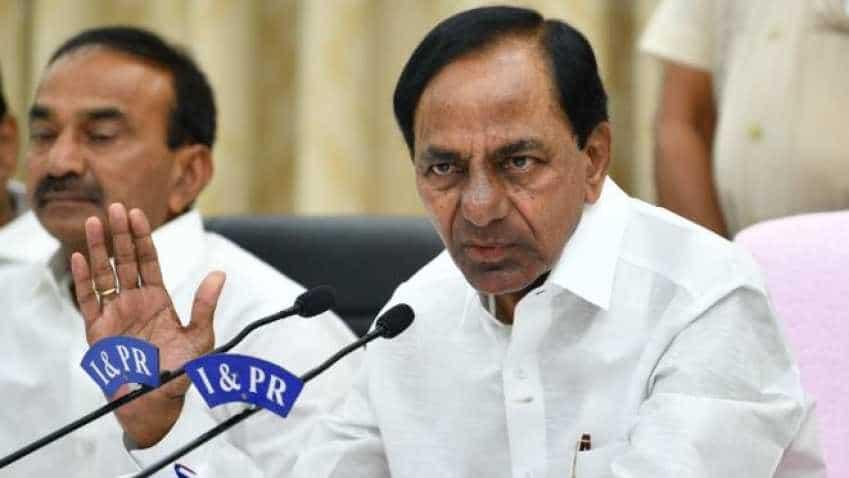 New Secretariat, Assembly set to come up in Telangana, says CM K Chandrasekhar Rao