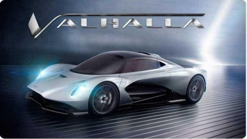 New James Bond (007) hypercar revealed! Daniel Craig to cruise in Aston Martin Valhalla