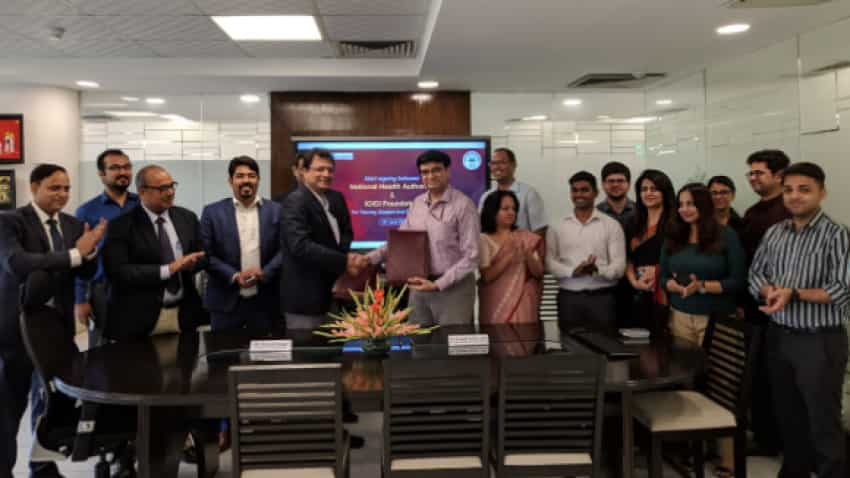 Ayushman Bharat: NHA partners with ICICI Foundation to skill more than 15,000 personnel to implement PMJAY