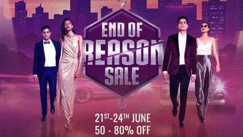 Myntra announces 'End of Reason Sale'; this is what it is all about