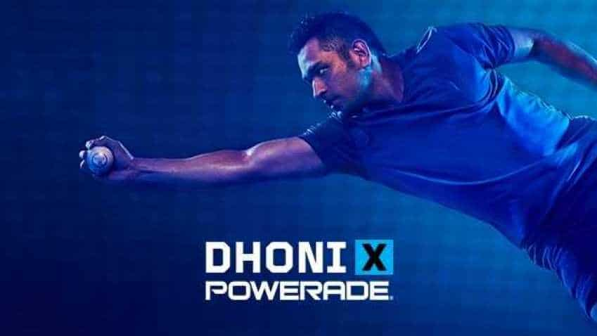 Coca-Cola launches 'Powerade'; MS Dhoni to endorse new sports drink; has Cricket World Cup 2019 link too