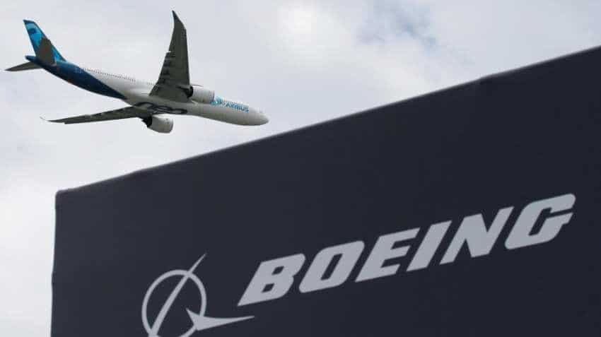 Airbus seals deal with big buyers, following Boeing's MAX sale