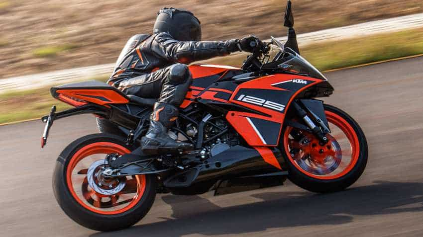 125 ktm rc 125 abs derived from motogp world of rcs  price  bookings 125cc motorcycle ktm rc 125 abs derived from motogp