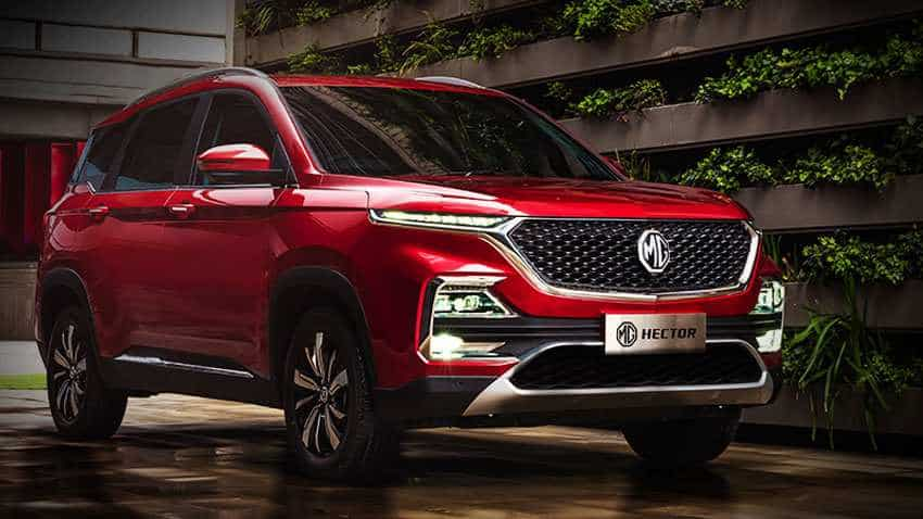 MG Hector Launch, Price Announcement Date: Officially confirmed! SUV is coming on this date
