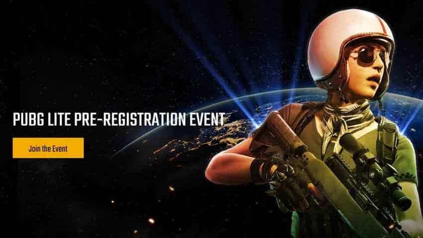 PUBG Lite Pre-Registration begins in India: Earn free rewards! Here is how to register