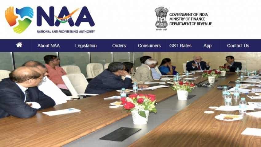What is  National Anti-Profiteering Authority (NAA)?
